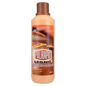Madel Pulirapid Legno čisticí prostředek na dřevěné povrchy a laminát 1000ml