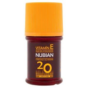 Nubian Olej na opalování OF 20 60ml