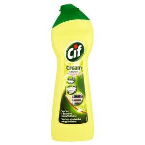Cif Cream Čistící přípravek s mikročásticemi s vůní citrónu 250ml