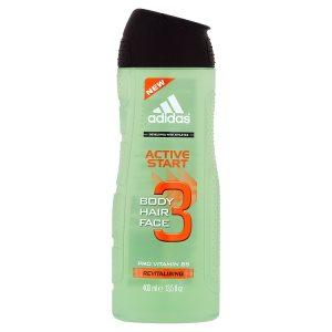 Adidas sprchový gel 400ml, vybrané druhy