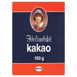 Avita Holandské kakao 100g