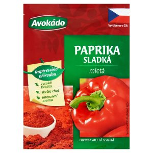 Avokádo Paprika sladká mletá 25g