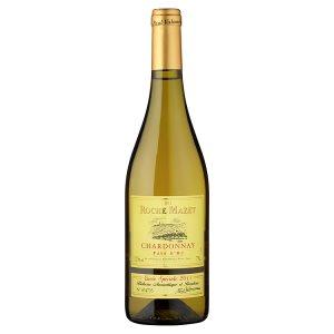 Roche Mazet Chardonnay Cuvée spéciale odrůdové suché bílé víno 75cl