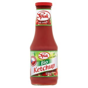 Spak Bio kečup 530g