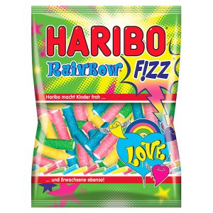 Haribo Fizz 85g, vybrané druhy