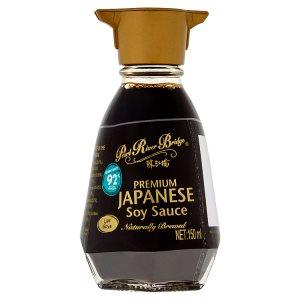 Pearl River Bridge Premium fermentovaná sójová omáčka japonského typu 150ml
