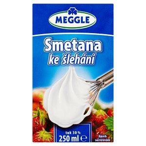 Meggle Smetana ke šlehání 250ml