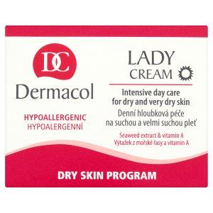Dermacol Lady cream denní hloubková péče na suchou a velmi suchou pleť 50ml