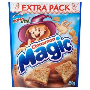 Bona Vita Cinnamon Magic cereální čtverečky se skořicí 250g