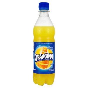 Orangina Nealkoholický nápoj s obsahem ovocné šťávy sycený 500ml