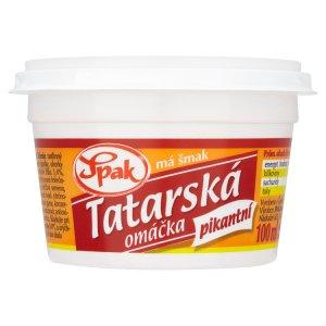 Spak Tatarská omáčka pikantní 100ml