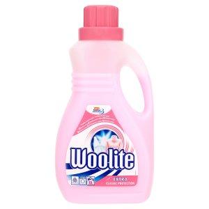 Woolite Extra Delicate prací prostředek na vlnu a jemné oblečení 1l