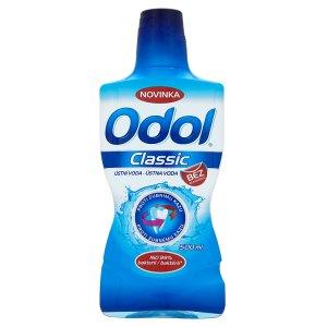 Odol Classic ústní voda proti zubnímu kazu 500ml
