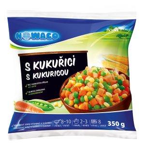 Nowaco Zeleninová směs s kukuřicí 350g