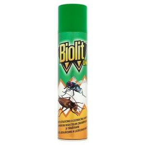Biolit Uni proti létajícímu a lezoucímu hmyzu 400ml