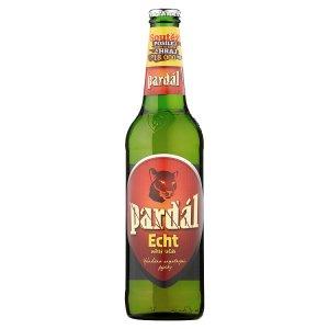 Pardál Echt Světlý ležák pivo 0,5l