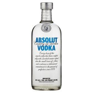 Absolut vodka 500ml v akci