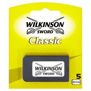 Wilkinson Sword Classic Žiletky 5 ks
