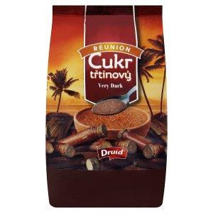 Druid Réunion cukr třtinový very dark 1kg v akci