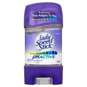 Lady Speed Stick antiperspirant deodorant gel 65g, vybrané druhy