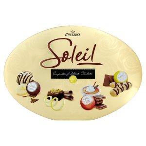 Mieszko Soleil čokoládové bonbóny 230g