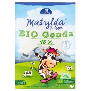 Milko Matylda z hor Bio gouda 100g