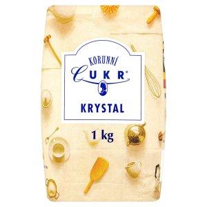 Korunní Cukr Krystal 1kg v akci