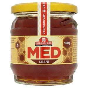 Medokomerc Med lesní 500g