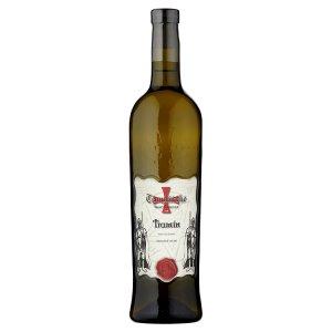 Templářské Sklepy Čejkovice Tramín jakostní bílé suché víno 0,75l
