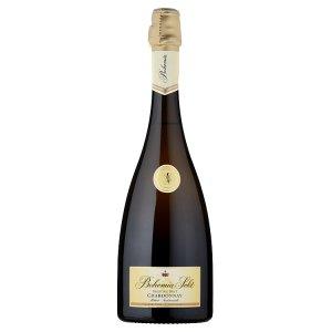 Bohemia Sekt Prestige Chardonnay Brut jakostní šumivé víno bílé 0,75l