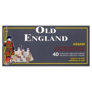 Old England čaj 40 x 2,0g, vybrané druhy