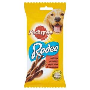 Pedigree Rodeo Lahodné závitky na žvýkání s hovězím masem 122g