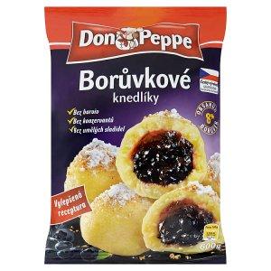 Don Peppe Borůvkové knedlíky 600g