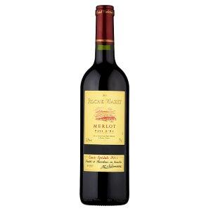 Roche Mazet Merlot Cuvée Spéciale 2011 červené víno 75cl