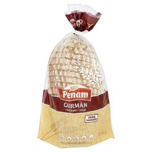 Penam Gurmán vícezrnný chléb krájený 500g