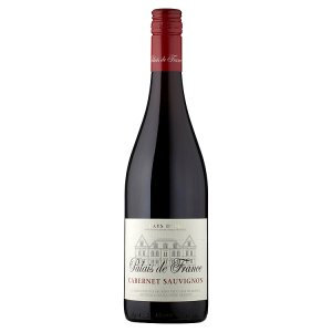 Pays d'Oc Palais de France Cabernet sauvignon červené víno suché 750ml
