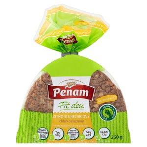 Penam Fit Žitno-slunečnicový chléb celozrnný 250g