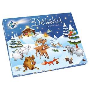 ORION Vánoční kolekce mléčná dětská 230g