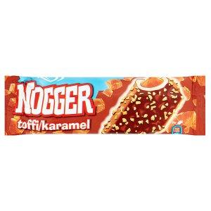 Algida Nogger 90ml, vybrané druhy