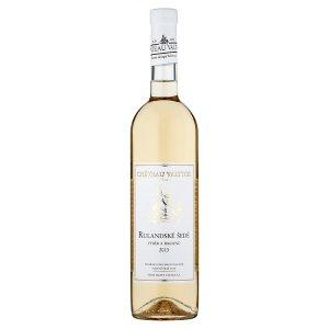Château Valtice Rulandské šedé 2013 výběr z hroznů bílé víno polosuché 0,75l