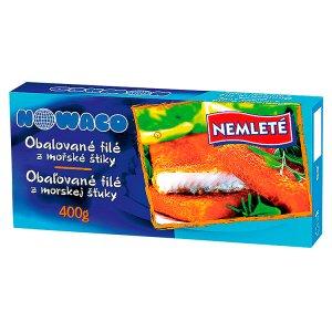 Nowaco Obalované rybí filé 400g