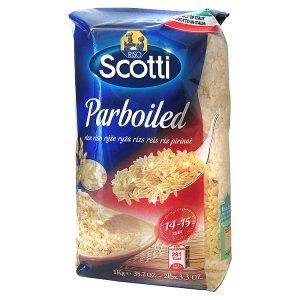 Riso Scotti Rýže dlouhozrnná parboiled 1kg