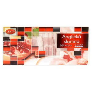 Le & Co Shaved Anglická slanina 200g