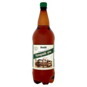 Novopacké Pivo Brouček pivo světlé výčepní 1,5l