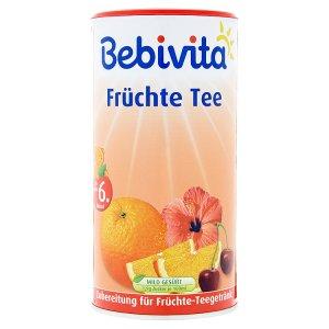 Bebivita Ovocný čaj 200g
