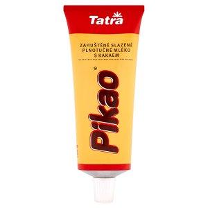 Tatra Pikao zahuštěné slazené plnotučné mléko s kakaem 150g