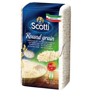 Riso Scotti Rýže kulatozrnná 1kg