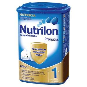 Nutrilon Pronutra 1 počáteční mléko 800g