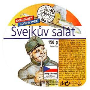 Gurmán Klub Švejkův salát 150g