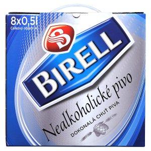 Birell Světlé pivo nealkoholické 8 x 0,5l